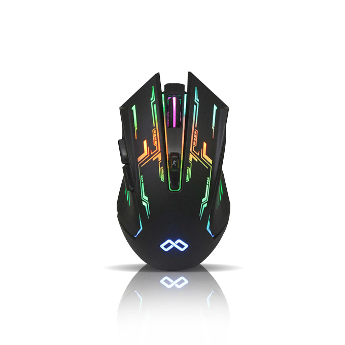 MAXTILL TRON G60 RGB ILLUMINATION GAMING MOUSE